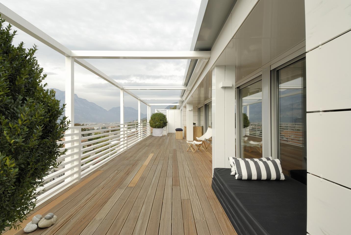 Rivestimento esterno legno